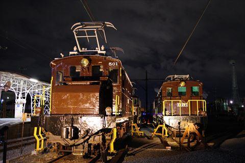 10/14 鉄道の日は夜の岳南富士岡へ。_e0094492_19422506.jpg