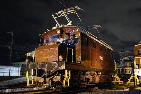 10/14 鉄道の日は夜の岳南富士岡へ。_e0094492_19465882.jpg