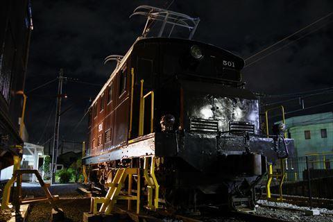 10/14 鉄道の日は夜の岳南富士岡へ。_e0094492_19471767.jpg
