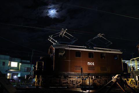 10/14 鉄道の日は夜の岳南富士岡へ。_e0094492_19480916.jpg