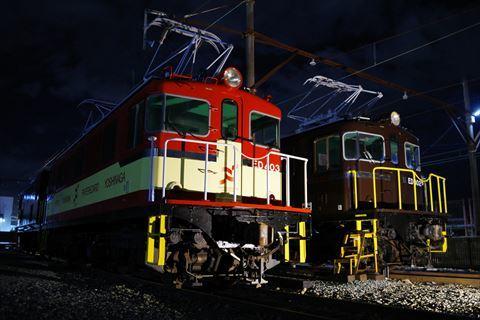 10/14 鉄道の日は夜の岳南富士岡へ。_e0094492_19493089.jpg