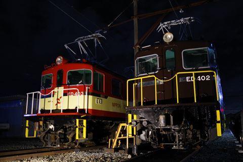 10/14 鉄道の日は夜の岳南富士岡へ。_e0094492_19495055.jpg