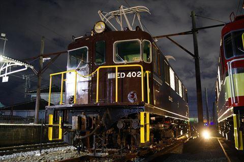 10/14 鉄道の日は夜の岳南富士岡へ。_e0094492_19503715.jpg