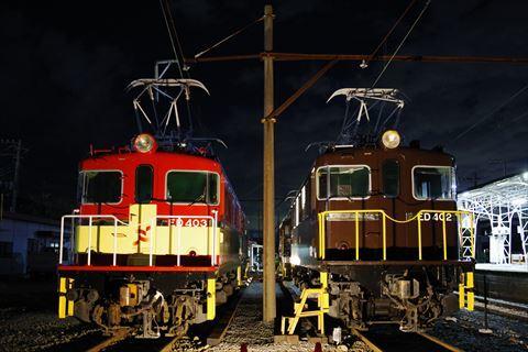 10/14 鉄道の日は夜の岳南富士岡へ。_e0094492_19511051.jpg