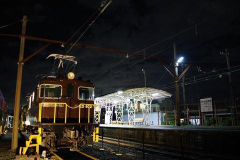 10/14 鉄道の日は夜の岳南富士岡へ。_e0094492_19512625.jpg