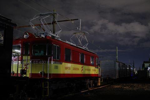 10/14 鉄道の日は夜の岳南富士岡へ。_e0094492_19520171.jpg