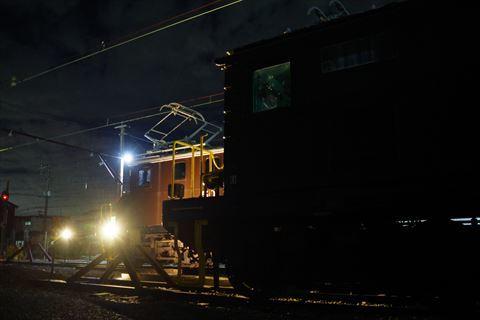 10/14 鉄道の日は夜の岳南富士岡へ。_e0094492_19542550.jpg