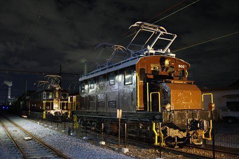 10/14 鉄道の日は夜の岳南富士岡へ。_e0094492_19565058.jpg