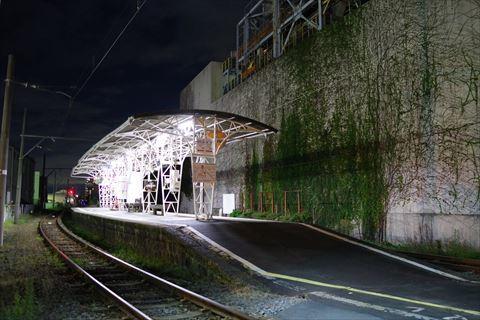 10/14 鉄道の日は夜の岳南富士岡へ。_e0094492_19573010.jpg