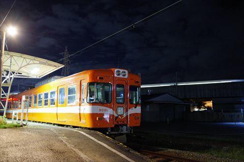 10/14 鉄道の日は夜の岳南富士岡へ。_e0094492_20275546.jpg
