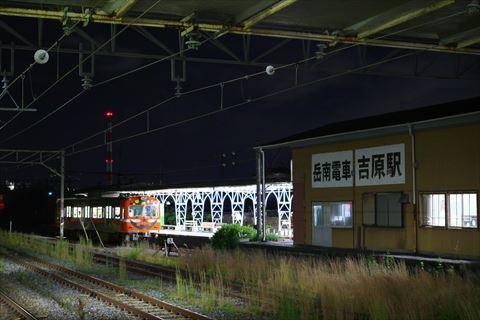 10/14 鉄道の日は夜の岳南富士岡へ。_e0094492_20302492.jpg