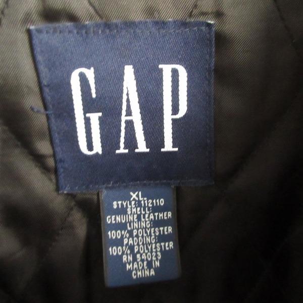 GAP レザージャケット、Cabela\'s ダックハンター ゴアテックスパーカー_e0337274_14115181.jpg