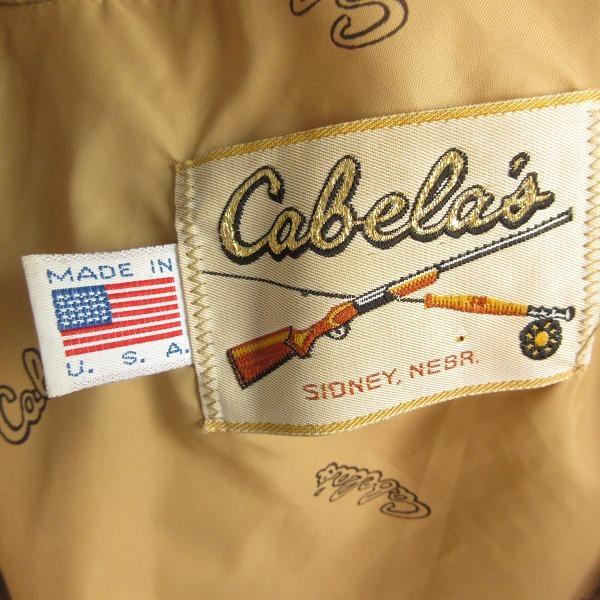 GAP レザージャケット、Cabela\'s ダックハンター ゴアテックスパーカー_e0337274_14123918.jpg