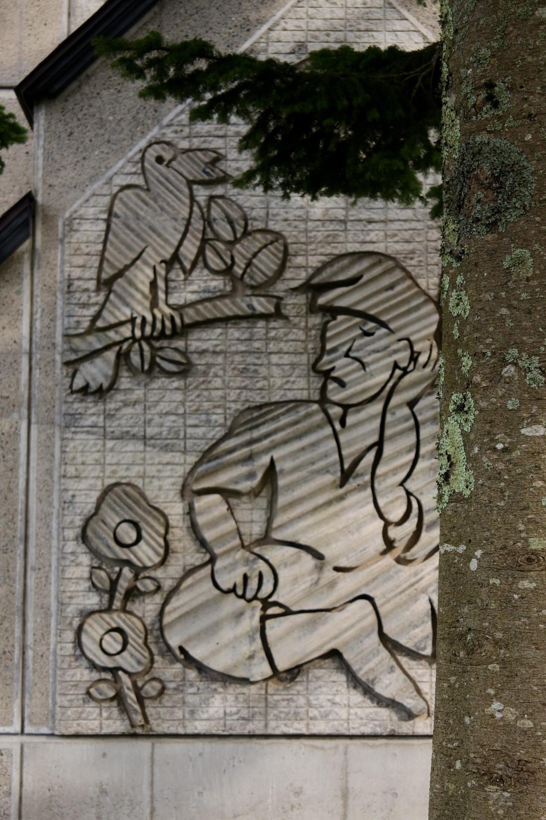 長野そぞろ歩き・信濃町:黒姫童話館(1)_f0049074_06465291.jpg