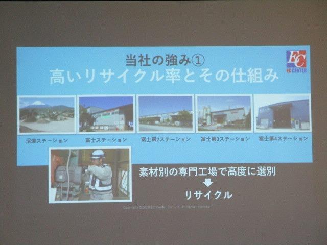 富士高の1年生がキャリア教育の一環でOBが社長を務める㈱イーシーセンターさんを企業訪問_f0141310_05485674.jpg
