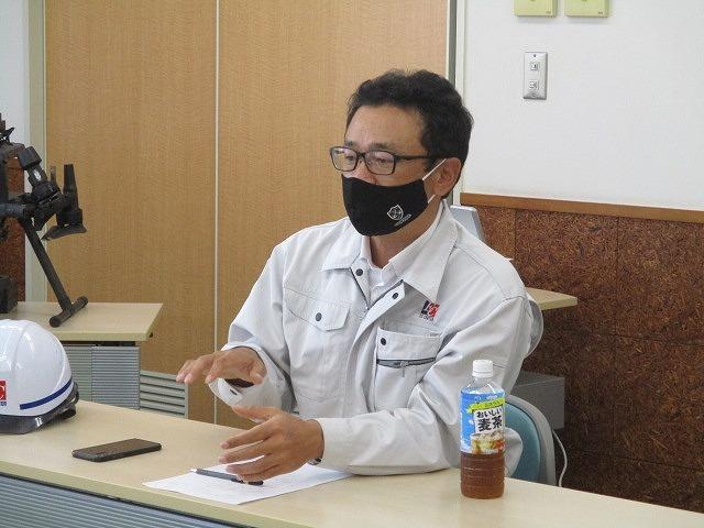 富士高の1年生がキャリア教育の一環でOBが社長を務める㈱イーシーセンターさんを企業訪問_f0141310_05492487.jpg