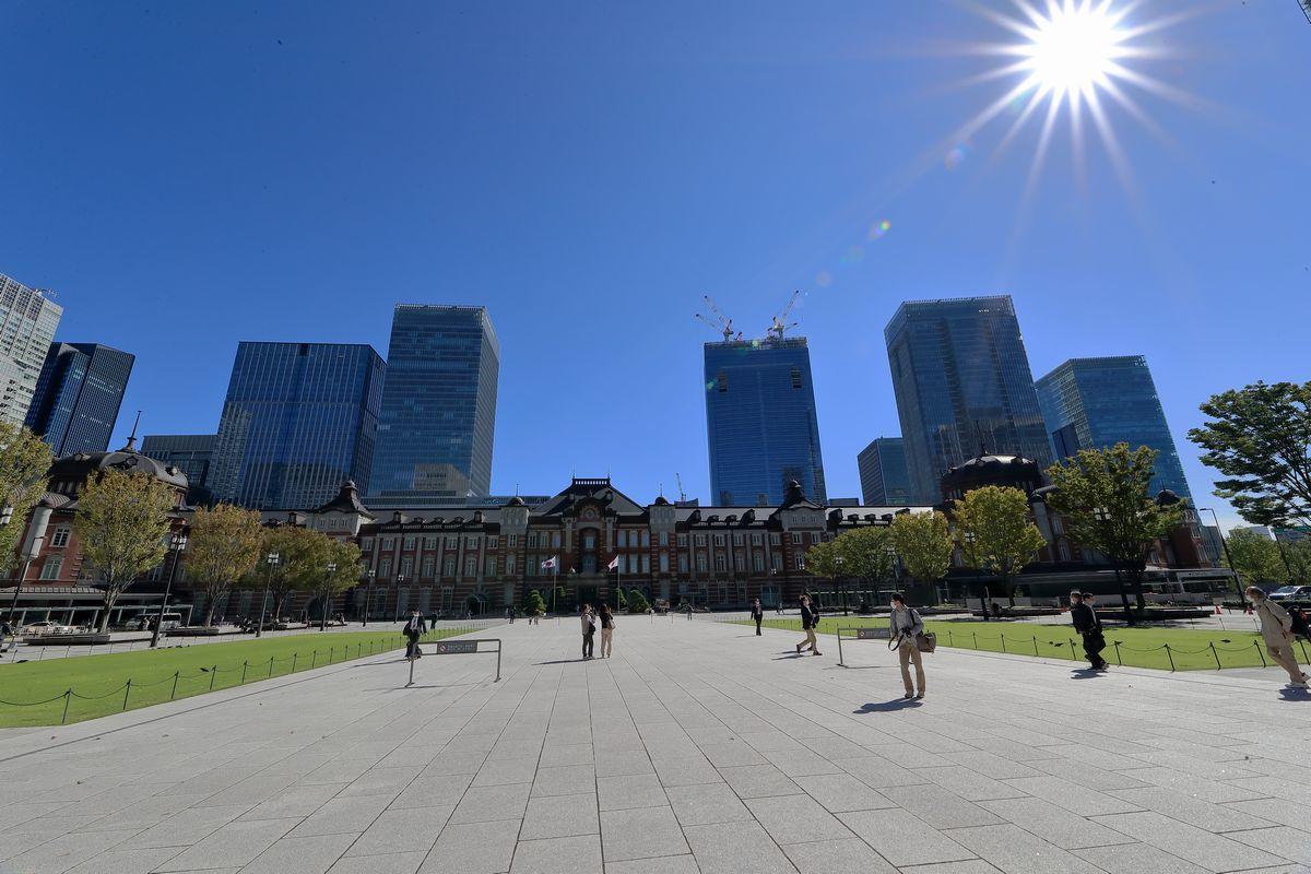丸の内散歩 その1《東京駅》編_b0184848_18062408.jpg