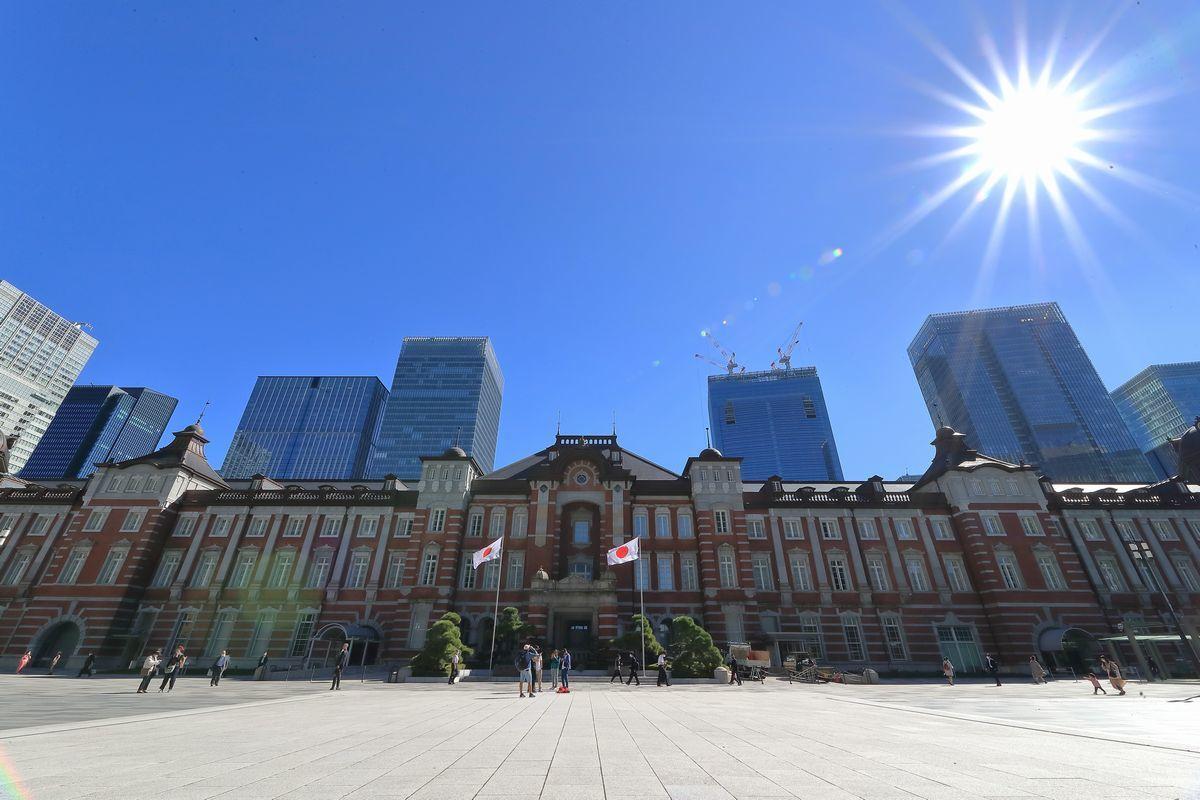 丸の内散歩 その1《東京駅》編_b0184848_18062754.jpg