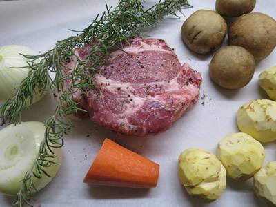 豚肉と栗の白ワイン蒸し煮_e0262651_18004620.jpg