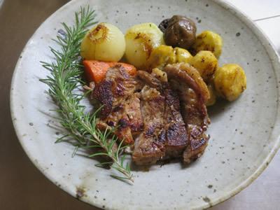 豚肉と栗の白ワイン蒸し煮_e0262651_18005318.jpg