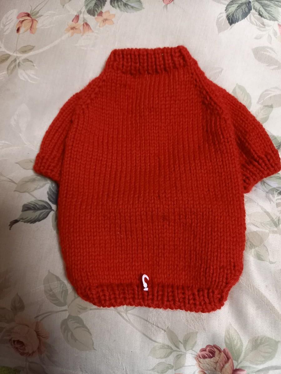 この間のセーター_c0191390_20242475.jpg