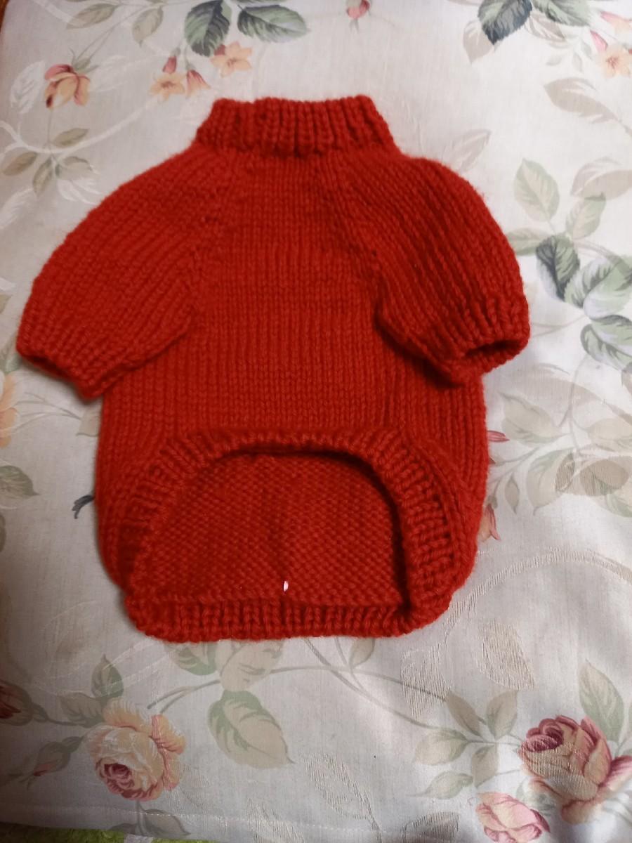 この間のセーター_c0191390_20242492.jpg