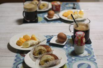栗のタルト、フロランタン、酒種でオレンジとクルミのライ麦パン、松永製作所の食パン型、日々のごはん_f0196800_06065677.jpg