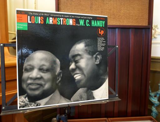 古希からの八拾八枚 其の参拾玖枚目 - Louis Armstrong Plays W.C. Handy_b0284495_13181164.jpg