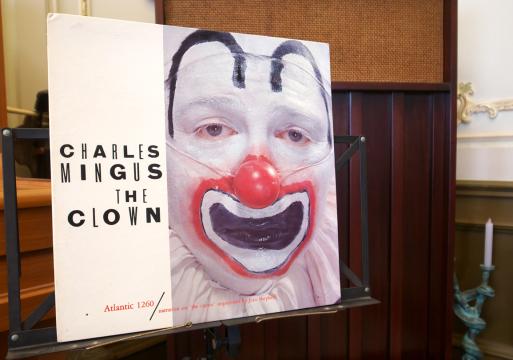 古希からの八拾八枚 其の肆拾枚目 - The Clown_b0284495_09310654.jpg