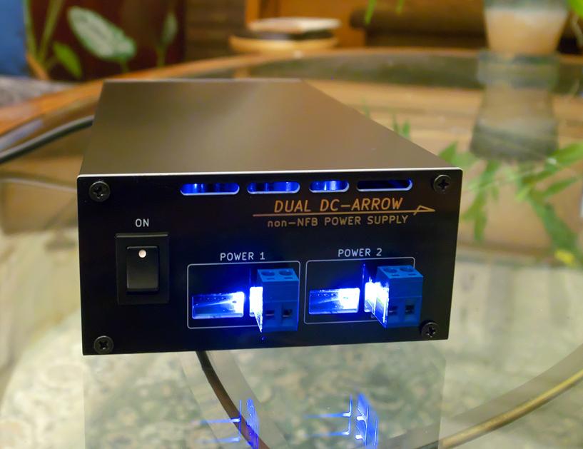 DUAL DC-ARROW 完成_b0284495_11361850.jpg