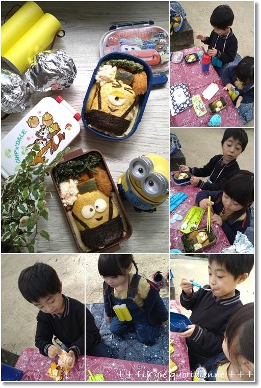 【今週の常備菜】微妙なミニオン弁当でピクニック!3歳なりたて姫はイヤイヤ期の再来?_a0348473_06472529.jpg