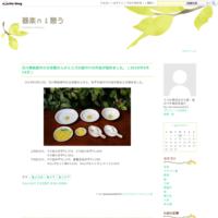 石川県能美市の文吉窯さんからユズの絵付けの作品が届きました。(2019年3月14日) - 器楽ni憩う