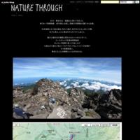 穂高岳 - THE NATURE THROUGH