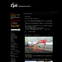 76FLH CHOPPER - Cyla motorcycle DEPT.