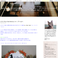 8月のレッスン - 猫が見学に…。東京大田区駅前のデコパージュ、ソスペーゾトラスパレンテ(3D)中心のクラフト教室Le Chat Noir(ル シャノワール)