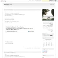 オリジナルWEBサイトが出来ました。 - PRECIOUS LIFE