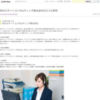 NSSスマートコンサルティング株式会社 - NSSスマートコンサルティング株式会社の口コミ評判