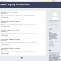 Dynamics of concrete admixtures industry - Clamp Coupling Manufacturers