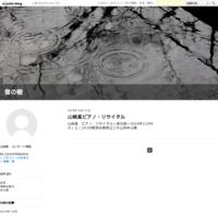 山崎真ピアノ・リサイタル - 音の樹
