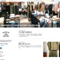 新作入荷しました!! - MUSEUM OF YOUR HISTORY なんば店 Blog