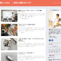 【新しいキッチン道具の収納】 - 暮らしのはこ ~思考と空間のお片づけ~
