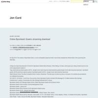 Online Byomkesh Gowtro streaming download - Jon Curd