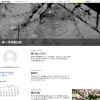 東風にはばたく銀色ジェット - 柿ノ木成長日記