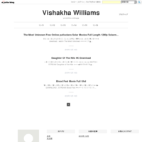 Uhd cinema 13 Minutes 170 - Vishakha Williams
