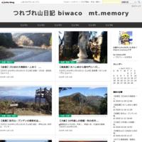 京都北山/久多から経ヶ岳~三国岳周回 - つれづれ山日記 biwaco mt.memory