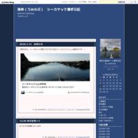 12/30  本日を持って - 海伸(うみのぶ) シーカヤック漕ぎ日記