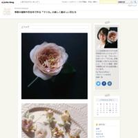 只今を持ちまして『ヤドリギの布花についてご意見の募集』を締めきらせていただきます。 - 染め布花作家・マリヨが作る 美しく愛おしい花たち