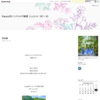 鮮やかブルーのチェック!洋裁改善化計画 - Kacco(旧ハンドメイド雑貨 シュエット コピーヌ)