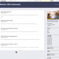 Jasa SEO Optimal - Master SEO Indonesia