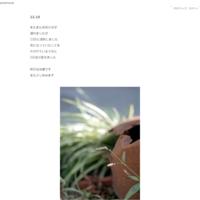 7.12(朝顔通信) - anemone